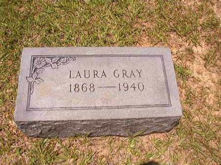 GRAY, LAURA - Calhoun County, Arkansas   LAURA GRAY - Arkansas Gravestone Photos