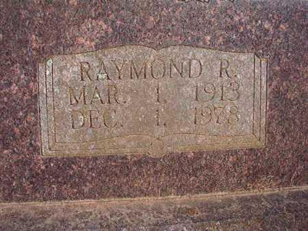 GRAY, RAYMOND R - Calhoun County, Arkansas | RAYMOND R GRAY - Arkansas Gravestone Photos