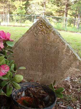 GRAY, SHIRLEY - Calhoun County, Arkansas   SHIRLEY GRAY - Arkansas Gravestone Photos