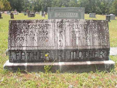 GRESHAM, IDELLA - Calhoun County, Arkansas | IDELLA GRESHAM - Arkansas Gravestone Photos