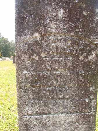GRESHAM, W H - Calhoun County, Arkansas | W H GRESHAM - Arkansas Gravestone Photos