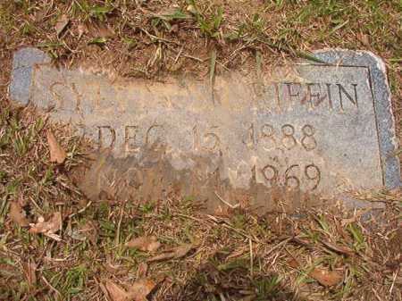 GRIFFIN, SYLVIA S - Calhoun County, Arkansas   SYLVIA S GRIFFIN - Arkansas Gravestone Photos