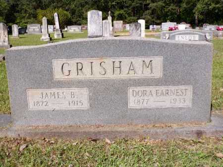 EARNEST GRISHAM, DORA - Calhoun County, Arkansas | DORA EARNEST GRISHAM - Arkansas Gravestone Photos