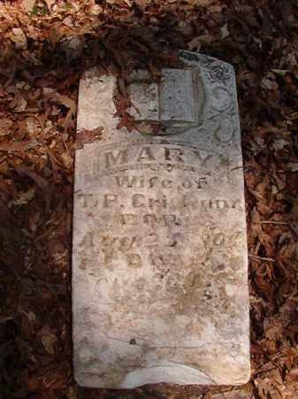 GRISHAM, MARY - Calhoun County, Arkansas   MARY GRISHAM - Arkansas Gravestone Photos