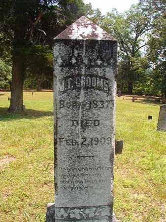 GROOMS, J T - Calhoun County, Arkansas | J T GROOMS - Arkansas Gravestone Photos