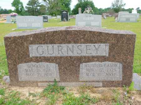 GURNSEY, HOWARD F - Calhoun County, Arkansas | HOWARD F GURNSEY - Arkansas Gravestone Photos