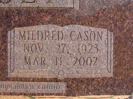 CASON GURNSEY, MILDRED - Calhoun County, Arkansas | MILDRED CASON GURNSEY - Arkansas Gravestone Photos