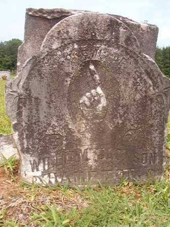 HAMPTON, WILLIAM JACKSON - Calhoun County, Arkansas | WILLIAM JACKSON HAMPTON - Arkansas Gravestone Photos