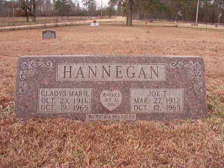 HANNEGAN, GLADYS MARIE - Calhoun County, Arkansas   GLADYS MARIE HANNEGAN - Arkansas Gravestone Photos