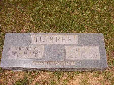 HARPER, ALPHA A - Calhoun County, Arkansas   ALPHA A HARPER - Arkansas Gravestone Photos