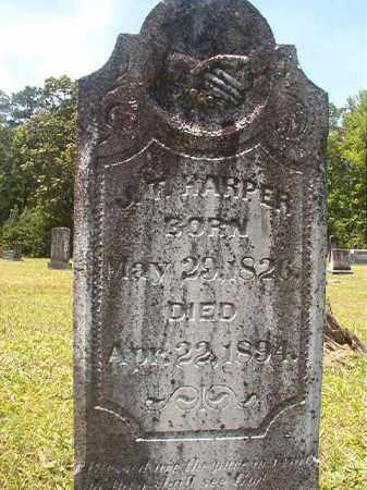 HARPER, JOHN T - Calhoun County, Arkansas | JOHN T HARPER - Arkansas Gravestone Photos
