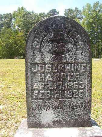 HARPER, ELIZA JOSEPHINE - Calhoun County, Arkansas | ELIZA JOSEPHINE HARPER - Arkansas Gravestone Photos