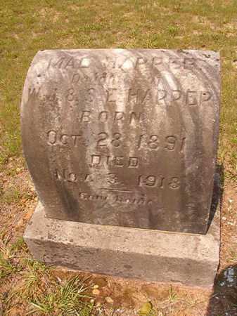HARPER, MAE - Calhoun County, Arkansas | MAE HARPER - Arkansas Gravestone Photos