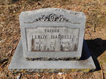 HARRELL, LEROY - Calhoun County, Arkansas | LEROY HARRELL - Arkansas Gravestone Photos