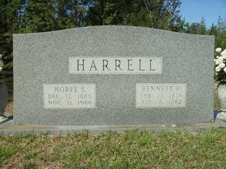 HARRELL, BENNETT W - Calhoun County, Arkansas | BENNETT W HARRELL - Arkansas Gravestone Photos