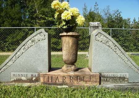 HARRELL, STERLING VAN - Calhoun County, Arkansas   STERLING VAN HARRELL - Arkansas Gravestone Photos