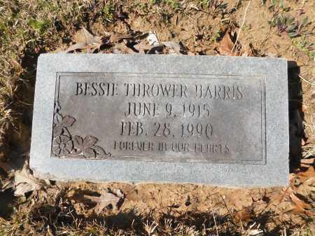 HARRIS, BESSIE - Calhoun County, Arkansas | BESSIE HARRIS - Arkansas Gravestone Photos