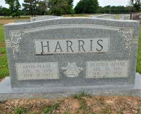 HARRIS, REATHEA - Calhoun County, Arkansas | REATHEA HARRIS - Arkansas Gravestone Photos
