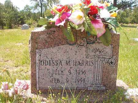 HARRIS, ODESSA MARIE - Calhoun County, Arkansas | ODESSA MARIE HARRIS - Arkansas Gravestone Photos