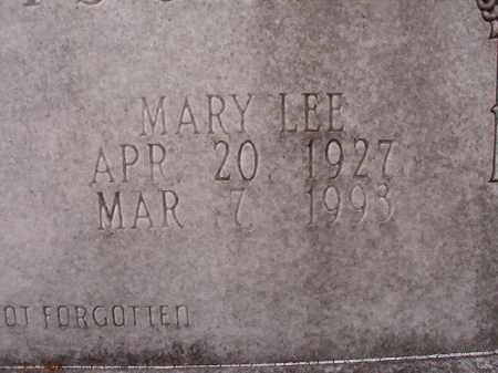 HARRISON, MARY LEE - Calhoun County, Arkansas | MARY LEE HARRISON - Arkansas Gravestone Photos