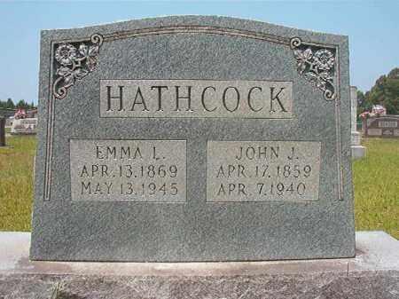 HATHCOCK, JOHN JAMES - Calhoun County, Arkansas   JOHN JAMES HATHCOCK - Arkansas Gravestone Photos