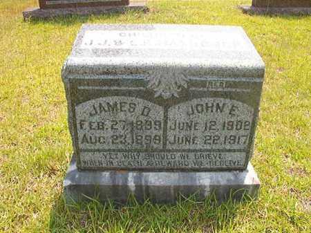 HATHCOCK, JOHN E - Calhoun County, Arkansas   JOHN E HATHCOCK - Arkansas Gravestone Photos