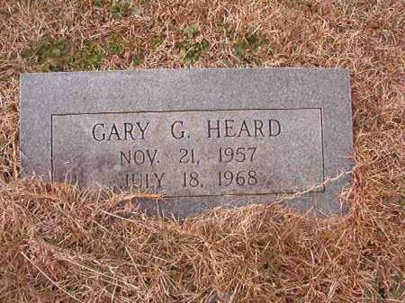 HEARD, GARY G - Calhoun County, Arkansas | GARY G HEARD - Arkansas Gravestone Photos