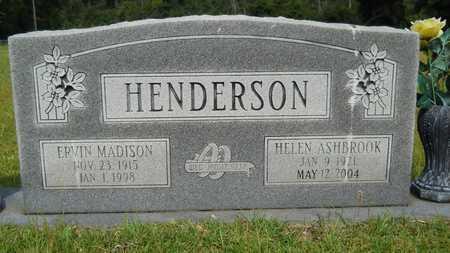HENDERSON, HELEN - Calhoun County, Arkansas   HELEN HENDERSON - Arkansas Gravestone Photos