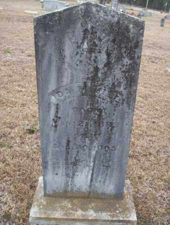 HILL, IDA - Calhoun County, Arkansas   IDA HILL - Arkansas Gravestone Photos