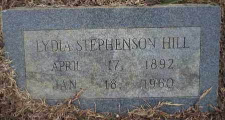 STEPHENSON HILL, LYDIA - Calhoun County, Arkansas | LYDIA STEPHENSON HILL - Arkansas Gravestone Photos