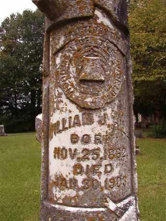 HILL, WILLIAM J - Calhoun County, Arkansas   WILLIAM J HILL - Arkansas Gravestone Photos