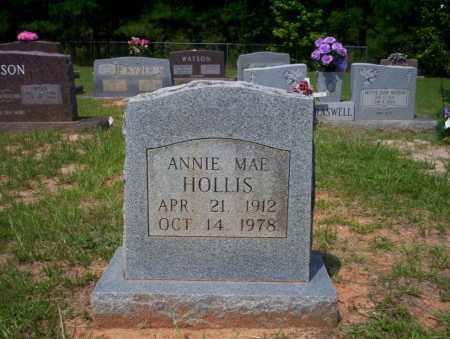HOLLIS, ANNIE MAE - Calhoun County, Arkansas   ANNIE MAE HOLLIS - Arkansas Gravestone Photos