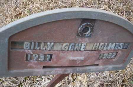 HOLMES, BILLY GENE - Calhoun County, Arkansas | BILLY GENE HOLMES - Arkansas Gravestone Photos