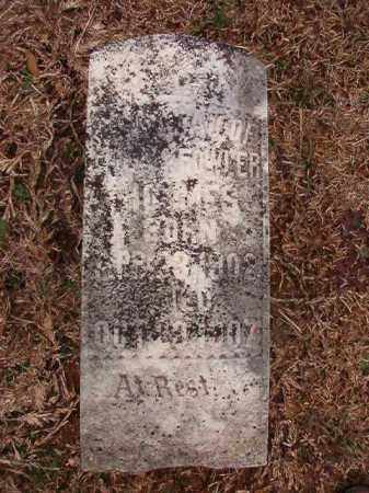 HOLMES, EULA - Calhoun County, Arkansas | EULA HOLMES - Arkansas Gravestone Photos