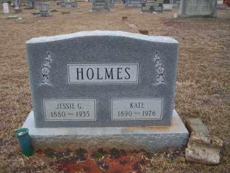 HOLMES, KATE - Calhoun County, Arkansas | KATE HOLMES - Arkansas Gravestone Photos