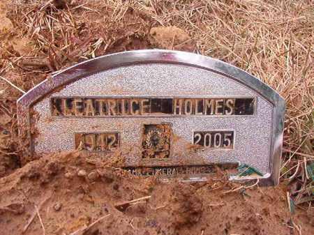 HOLMES, LEATRICE - Calhoun County, Arkansas | LEATRICE HOLMES - Arkansas Gravestone Photos