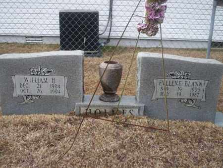 HOLMES, WILLIAM H - Calhoun County, Arkansas | WILLIAM H HOLMES - Arkansas Gravestone Photos