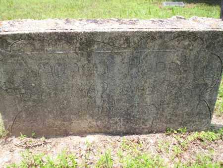 HOPPER, AMANDA - Calhoun County, Arkansas | AMANDA HOPPER - Arkansas Gravestone Photos