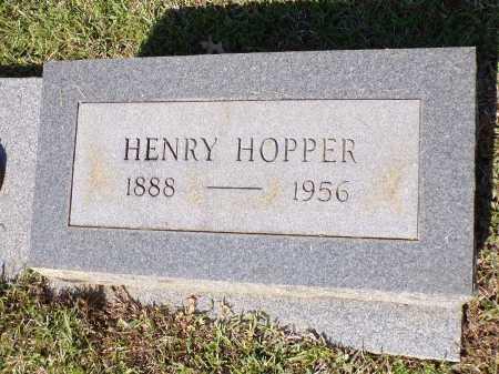 HOPPER, HENRY - Calhoun County, Arkansas | HENRY HOPPER - Arkansas Gravestone Photos