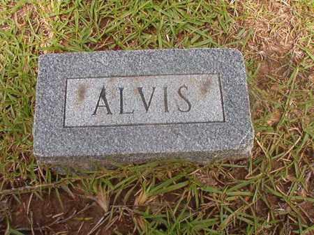 HORNADAY, ALVIS - Calhoun County, Arkansas   ALVIS HORNADAY - Arkansas Gravestone Photos