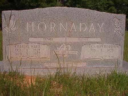 HORNADAY, CHARLES WARD - Calhoun County, Arkansas | CHARLES WARD HORNADAY - Arkansas Gravestone Photos