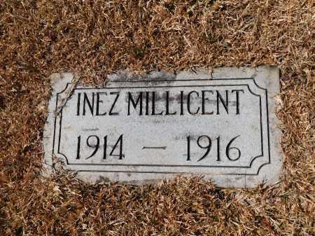HORNADAY, INEZ MILLICENT - Calhoun County, Arkansas | INEZ MILLICENT HORNADAY - Arkansas Gravestone Photos