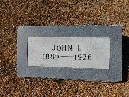 HORNADAY, JOHN L - Calhoun County, Arkansas   JOHN L HORNADAY - Arkansas Gravestone Photos