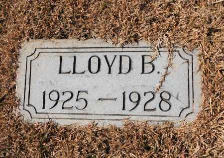 HORNADAY, LLOYD B - Calhoun County, Arkansas | LLOYD B HORNADAY - Arkansas Gravestone Photos