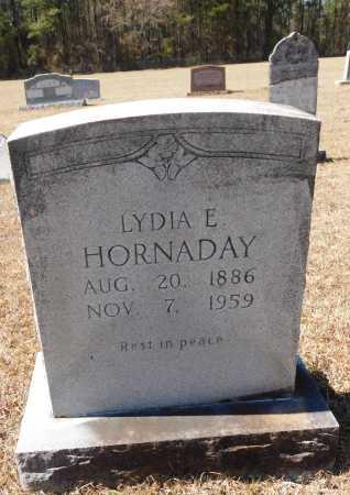 HORNADAY, LYDIA E - Calhoun County, Arkansas | LYDIA E HORNADAY - Arkansas Gravestone Photos