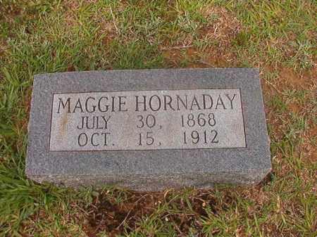 HORNADAY, MAGGIE - Calhoun County, Arkansas | MAGGIE HORNADAY - Arkansas Gravestone Photos