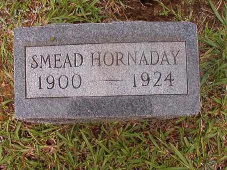 HORNADAY, SMEAD - Calhoun County, Arkansas | SMEAD HORNADAY - Arkansas Gravestone Photos