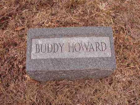 HOWARD, BUDDY - Calhoun County, Arkansas | BUDDY HOWARD - Arkansas Gravestone Photos