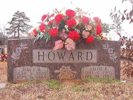 HOWARD, SALLIE R - Calhoun County, Arkansas | SALLIE R HOWARD - Arkansas Gravestone Photos