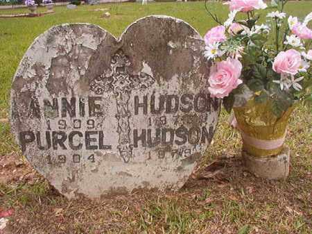 HUDSON, ANNIE - Calhoun County, Arkansas | ANNIE HUDSON - Arkansas Gravestone Photos